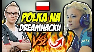 POLKA NA DREAMHACKU VS DRUŻYNA MIMI!!! 2x ACE, CLUTCH 1vs2 - CSGO BEST MOMENTS