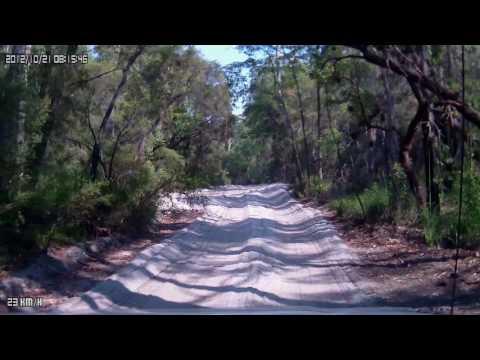 Video 452 - Fraser Island To Lake McKenzie Pt 2