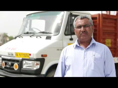 TATA 407 :   A.K. Mann shares his experience