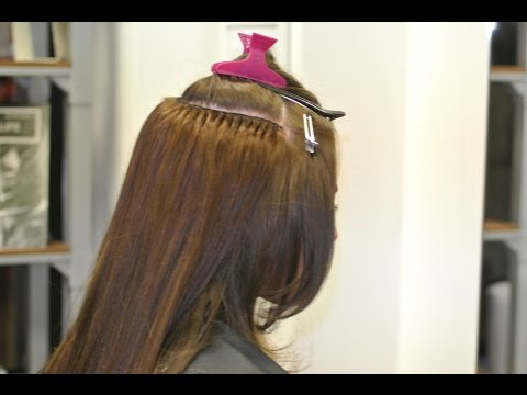 Hair extensions before after youtube hair extensions before after pmusecretfo Image collections