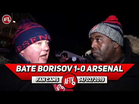 Bate Borisov 1-0 Arsenal | The Ozil Situation Is Affecting Us!