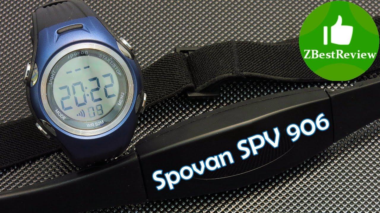 Часы SPOVAN SPV-709B, расширенный функционал (барометр, альтиметр .