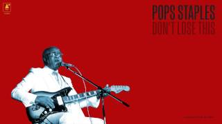 "Pops Staples - ""Nobody"