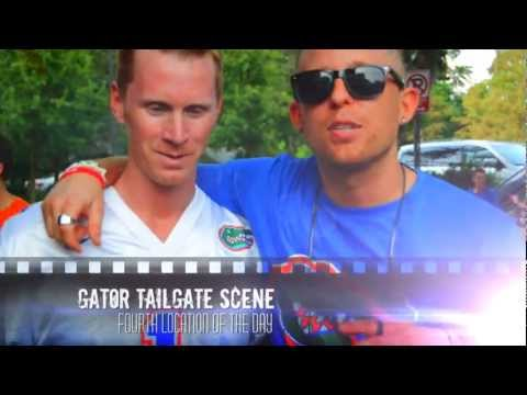 "Official Behind the Scenes of ""Gator Bait"" Pearly Whites"