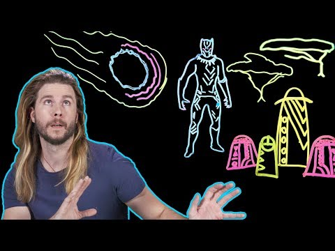What Would Really Happen if a Vibranium Meteor Hit Earth? | Because Science w/ Kyle Hill