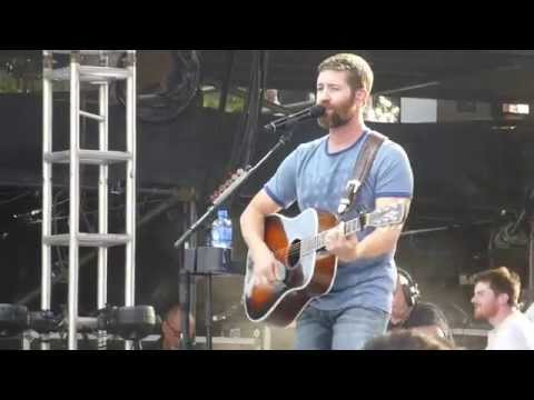 Josh Turner - Why Don't We Just Dance (Houston 07.04.15) HD