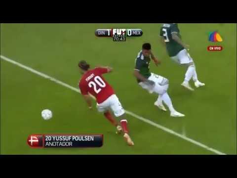Download Denmark vs Mexico 2-0 (International Friendly) All Goals & Highlights 09/06/2018 HD