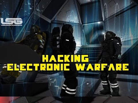 Space Engineers - Hacking, Electronic Warfare, Ship Takeover Concept