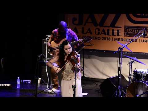 Carol Panesi & Grupo   Jazz a la Calle 2018   Full Concert