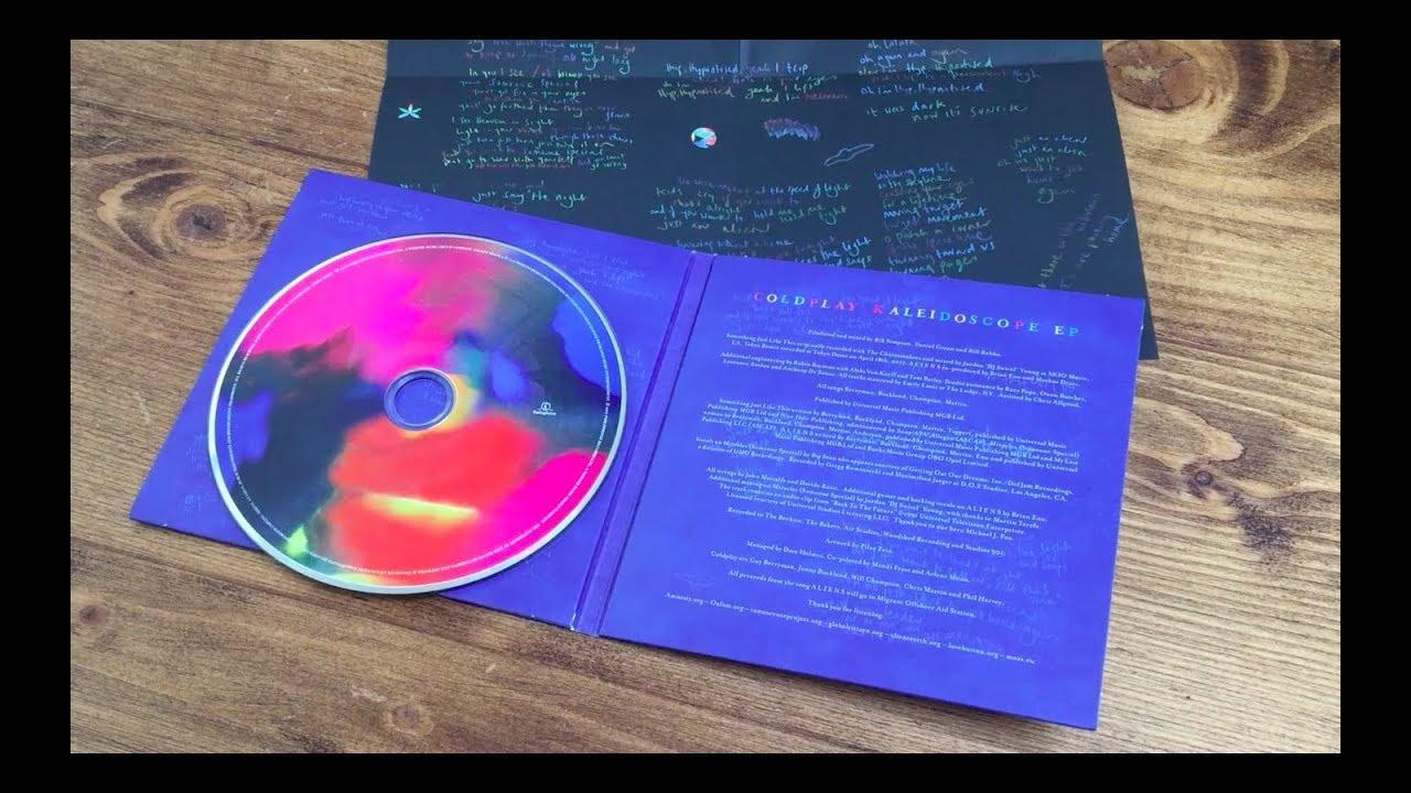 Download Kaleidoscope EP - CD edition