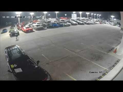 Night hawk Monitoring - Hellcat Attempted Theft - 11/1/2020