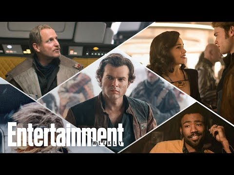 'Solo: A Star Wars Story' Exclusive First Look   Story Behind The Story   Entertainment Weekly