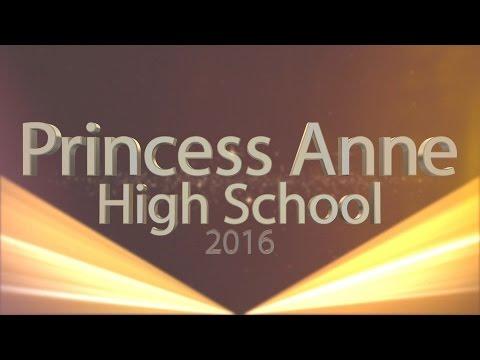 Princess Anne H.S. Grad 2016 - 06/17/2016