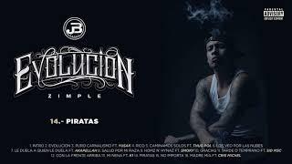 14. Zimple - Piratas (Audio Oficial)