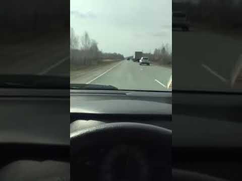 Динамика Toyota vitz 1000 см  или как едет литровый витц от Тойоты