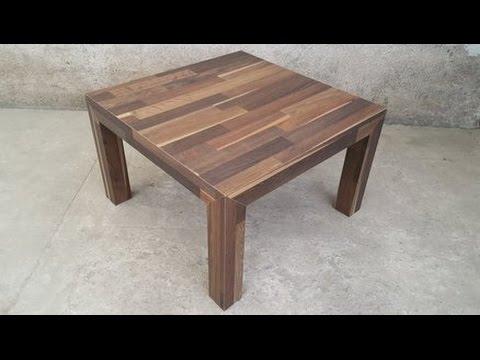 Charmant Laminate Floor Table 1
