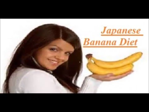 japanese-banana-diet-:-the-best-diet-has-ever-existed