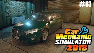 Car Mechanic Simulator 2018 #03 🔧 Das Auto steuer sich unsicher [Deutsch/HD]