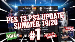 pes 2013 ps3 summer 2020 by topgames