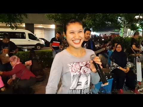 apo nak dikato-din air ft nurul feat redeem buskers cover blues gang