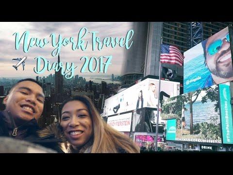 New York Travel Diary ♡ 2017