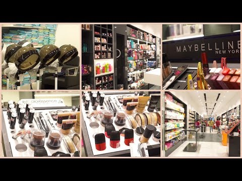 Branded Cosmetics At Wholesale price |Skin & Hair |PAC Cosmetics PART 1 |Coimbatore shopping vlog