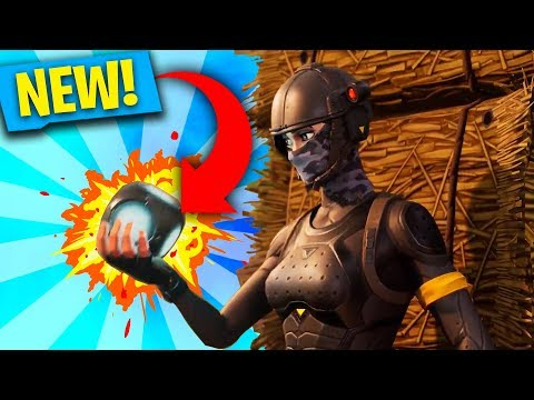*NEW* PORT A FORT Update Item GAMEPLAY! New Fortnite: Battle Royale 3.5 Update! (Fortnite BR)