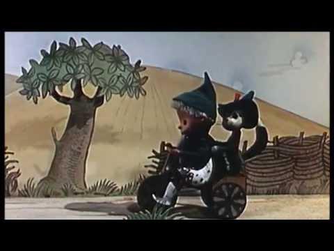 Sandmann kommt mit Dreirad - Folge mit Pittiplatsch, Schnatterinchen und Moppi