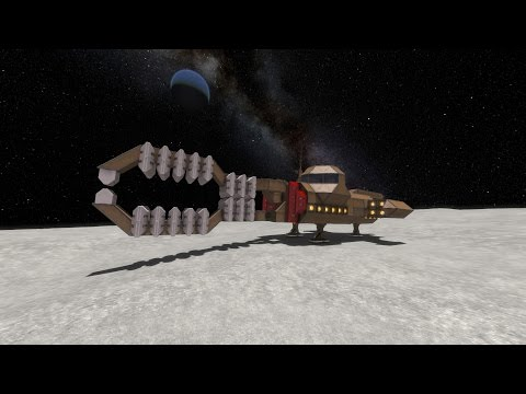 [Space Engineers] (WIP) Jaws Ship Test