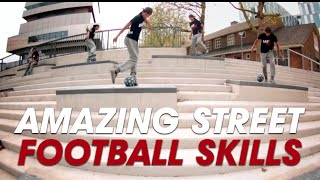 Jeand Doest - Easy Man Street Football Skills part 3