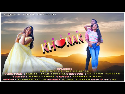 Santali Video Song - Ontor Khonak