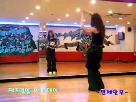 Hướng dẫn solo dance từ nhom Wonder Girls Han Quốc P2   1   Thư Viện Tuyệt Chieu   Buoc Nhay Xi Tin 2010