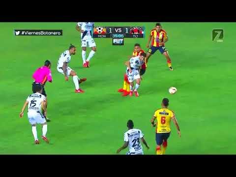 Monarcas Morelia Vs Tijuana 1 4 Goles Y Resumen Liga Mx
