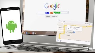 """Find My Phone"" Just  Search these words in Google to locate your Android phone and make it Ring"