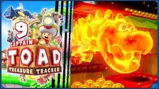 Captain Toad: Treasure Tracker #9 -  Mrówki z piekła rodem!