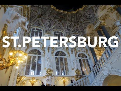 ST. PETERSBURG | Hermitage Museum