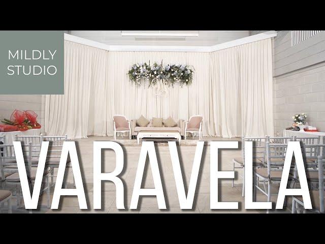 Wedding Cinematography @ VARAVELA วีดีโอพิธีหมั้น ณ วาระเวลา กรุงเทพ