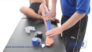 La tendinitis de espinilla tratamiento la en