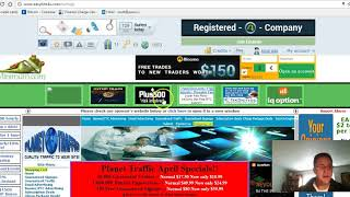 Cheap Traffic DOES Work - Review of AdHitz and EasyHits4U