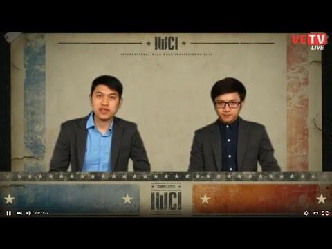 [Highlight] SAJ vs SUP [Vòng Bảng IWCI 2016]
