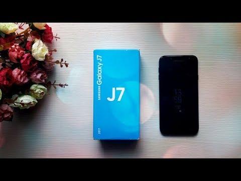 Обзор Samsung Galaxy J7 (2017)