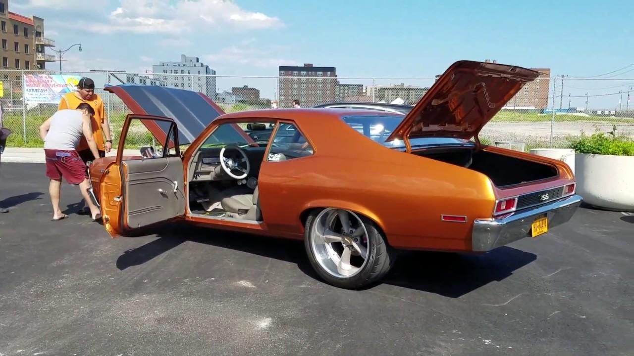 1972 Chevrolet Nova Big Block For Sale~496 Stroker~Mini ...