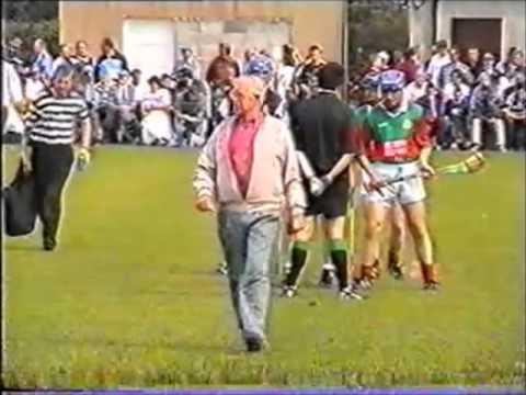 Carrick Swan vs Mullinahone 1998 South Tipperary Senior Hurling Semi Final