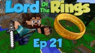 Minecraft Lord of the Rings: Ep.21 - Dwarf Women!