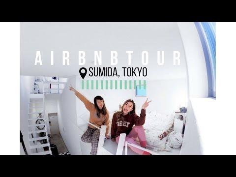 Japan // AIRBNB Tour