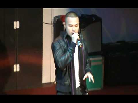 """Polo Ravales sings """"WHEN YOU SAY NOTHING AT ALL"""""""