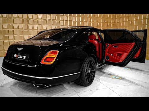 2020 Bentley Mulsanne W.O. EDITION By Mulliner - Excellent Sedan!