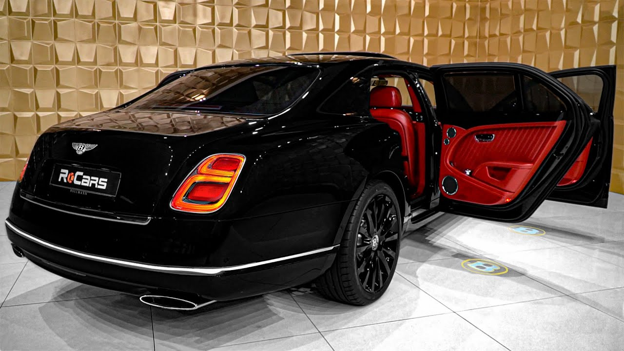 Bentley Mulsanne phiên bản W.O. EDITION by Mulliner