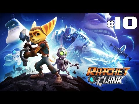 Ratchet & Clank PS4 - Playthrough #10 [FR]