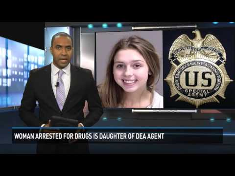 Drug Enforcement Administration confirms woman arrested for drugs is daughter of DEA agent